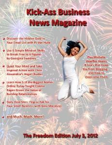 Kick-Ass Business News: Freedom Edition () Jul. 2012