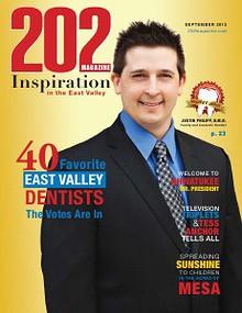 202 Magazine September 2013 Edition