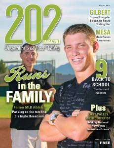 202 Magazine () Aug. 2012
