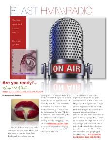 Blast HMi\Radio Vol.1
