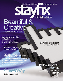 Stayfix - Digital Magazine