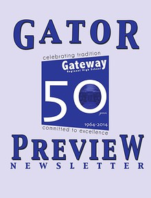 Gator Preview Newsletter