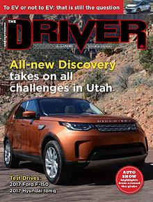 The Driver - Spring 2017