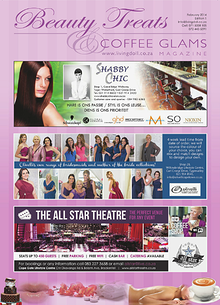 Beauty Treats and Coffee Glams - Feb 2014 (Issue 1)