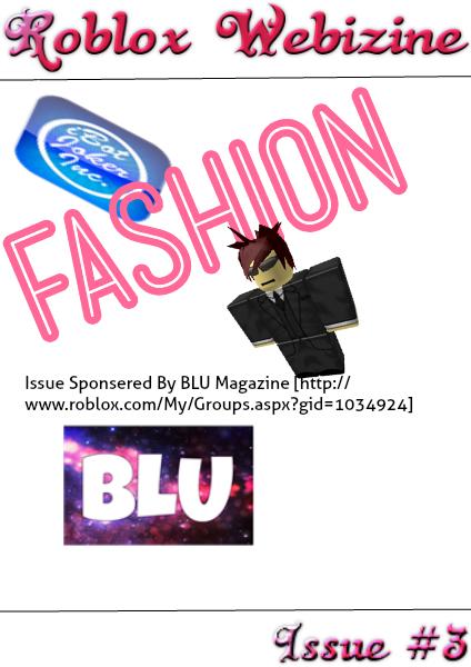 Roblox Webizine Issue #3