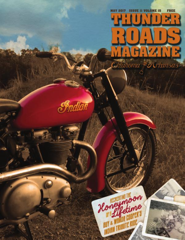 Thunder Roads Magazine of Oklahoma/Arkansas TRMOK AR May 2017_Web