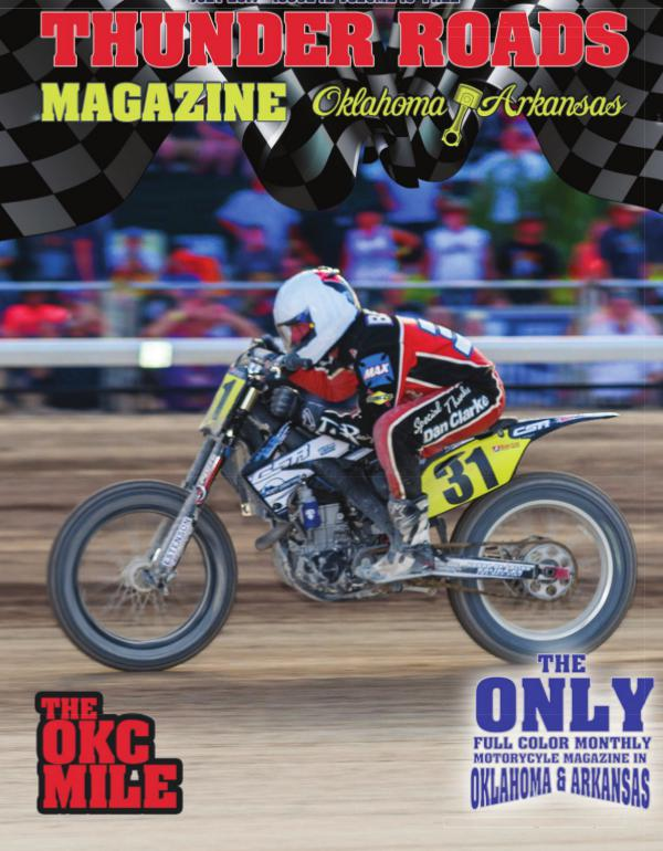 Thunder Roads Magazine of Oklahoma/Arkansas TRMOKAR July 2017_FINAL