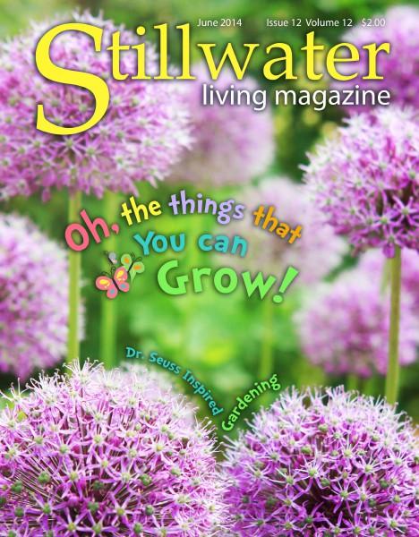 Stillwater Living Magazine Volume 10  Issue 12  June 2014