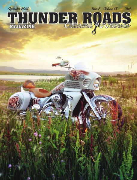 Thunder Roads Magazine of Oklahoma/Arkansas September 2014