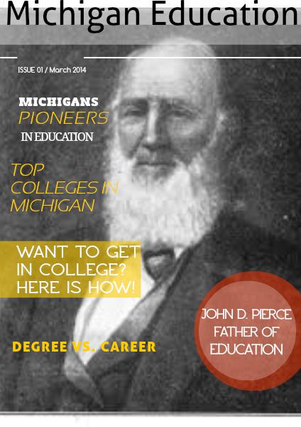 Michigan Education Mar. 2014