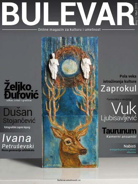 BULEVAR Magazin Br.11 mart 2015