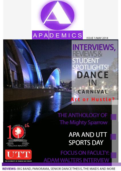 APAdemics May 2014