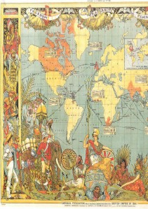 The British Empire: A source for good or evil? January 2014