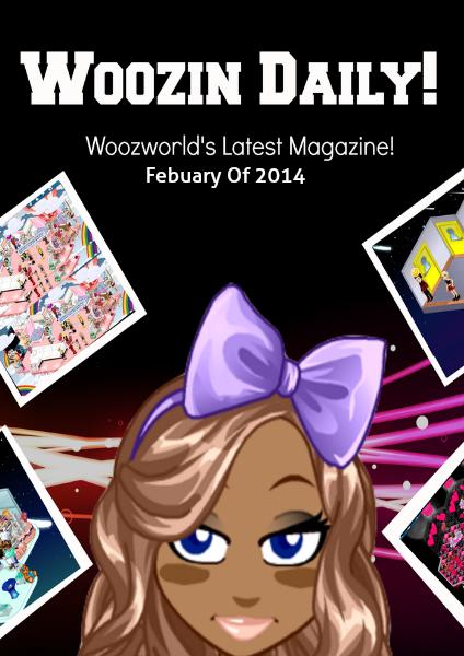 Woozin Daily Magazine! February 2014