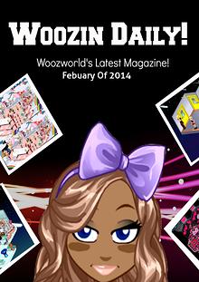 Woozin Daily Magazine!