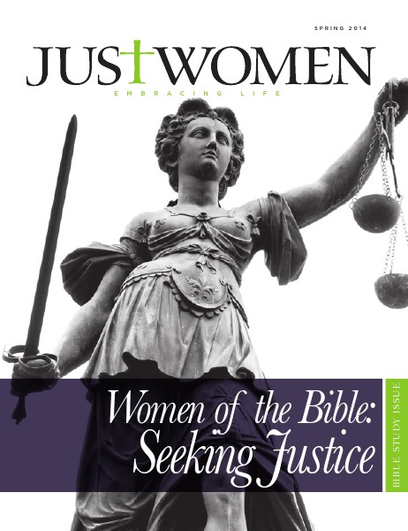 Just Women Magazine Archives Bible Study 2014