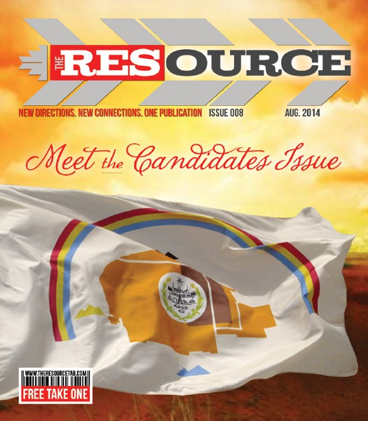 The Resource August 2014 Volume 1 Issue 008