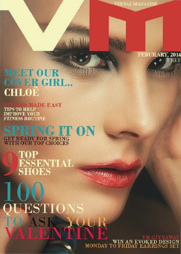 Vernal Magazine February 2014