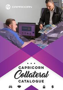 Capricorn Collateral Catalogue