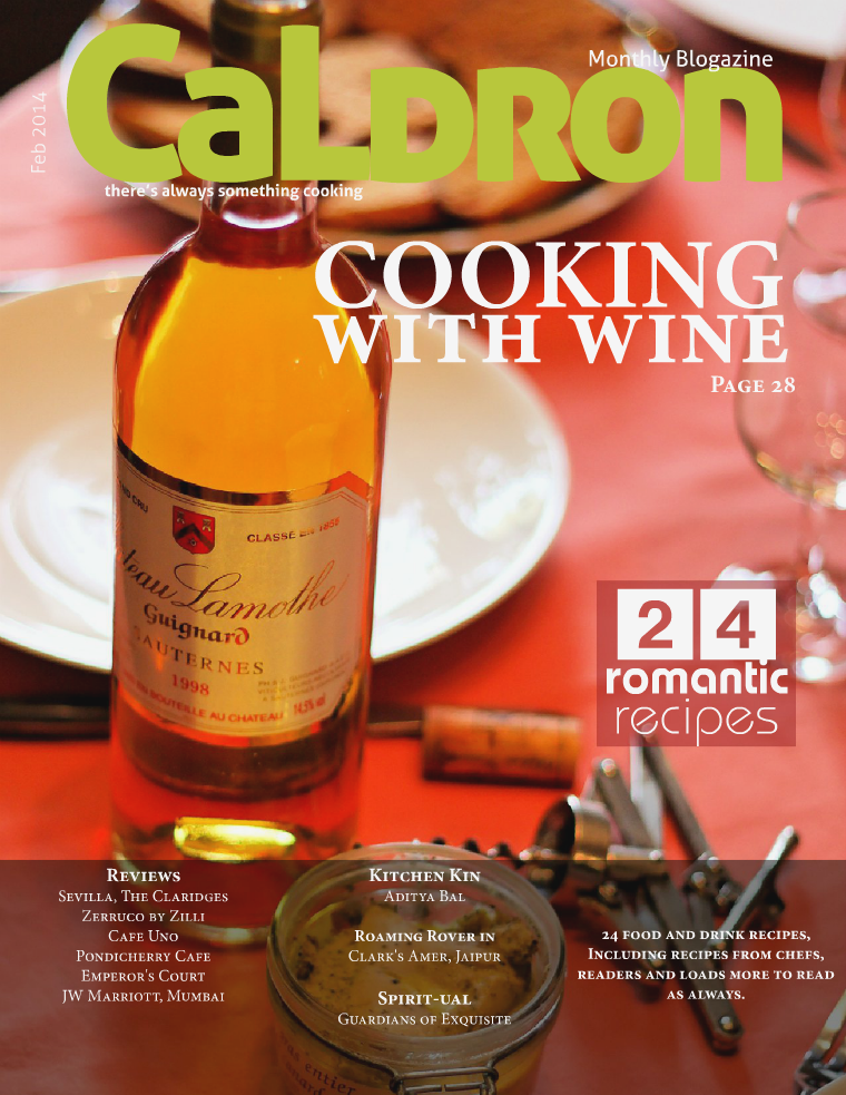 CaLDRON February 2014 - Valentine's Day Special