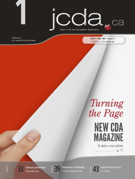 JCDA January 2014