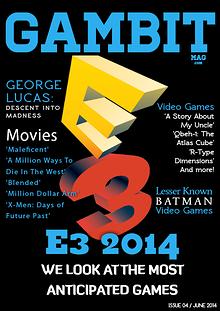 GAMbIT Magazine