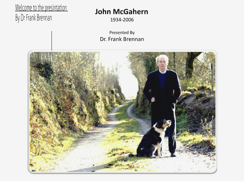 McGahern the man Feb 2014