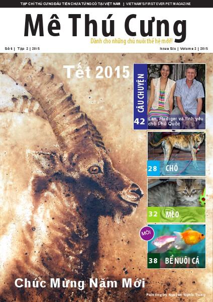 Số Tết    Số 6   Tet Issue   Issue Six 2015