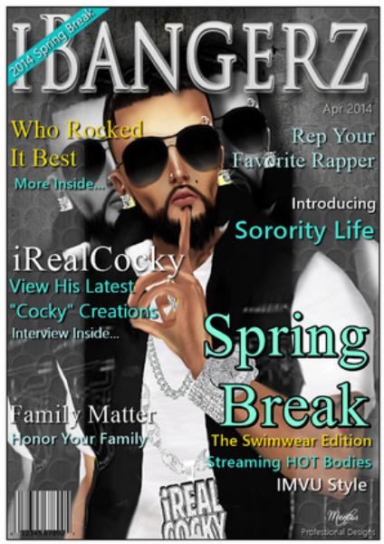 iBangerz Magazine Volume 2