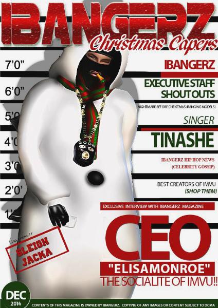 iBangerz Magazine Volume 9