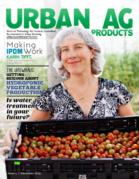 Urban Ag Issue 4, Dec 2013
