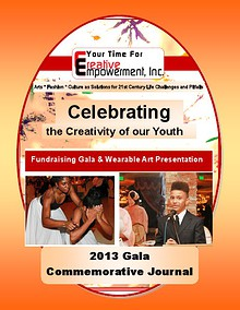 2013 Gala Commemorative Journal