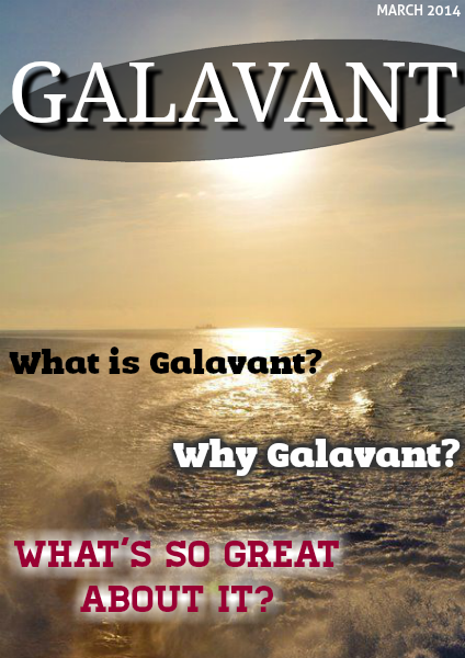 Galavant Proposal March 2014