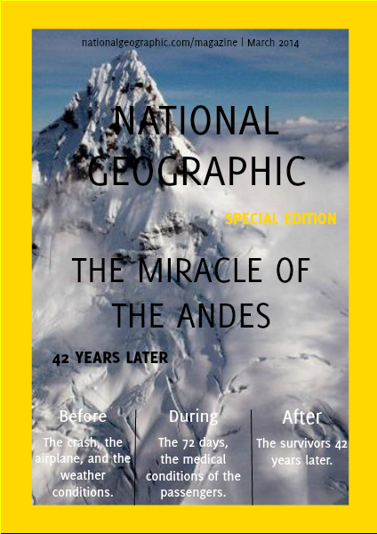 National Geographic March 2014