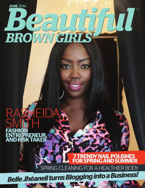 Beautiful Brown Girls June 2014