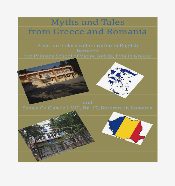 Myths and Tales form Greece and Romania May 2012
