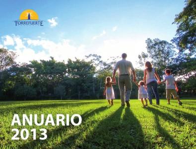 Anuario 2013 - Torre Fuerte Ekklesía Feb 2014