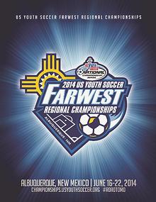 US Youth Soccer Far West Regional Championship Program