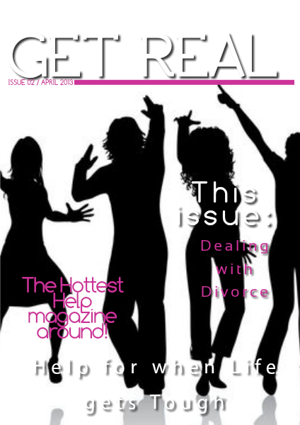 TeenMagazine - Dealing With Divorce March 2014