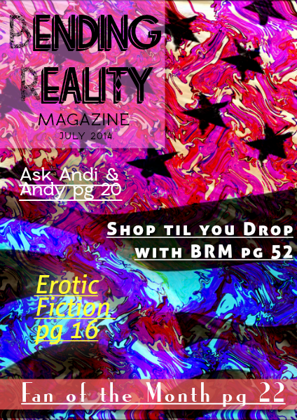 Bending Reality Magazine July 2014