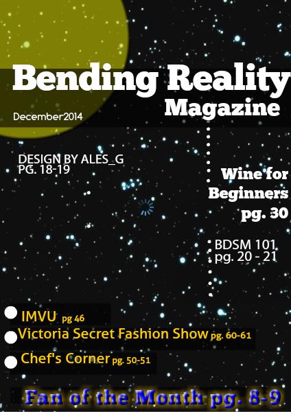 Bending Reality Magazine December