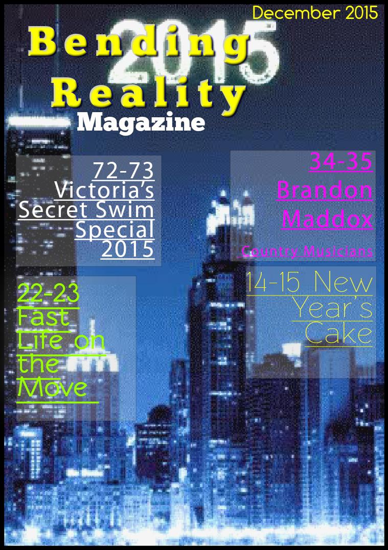 Bending Reality Magazine December 2015