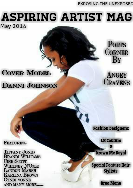 Aspiring Artist Magazine Vol 1 Issue 2 May 2014