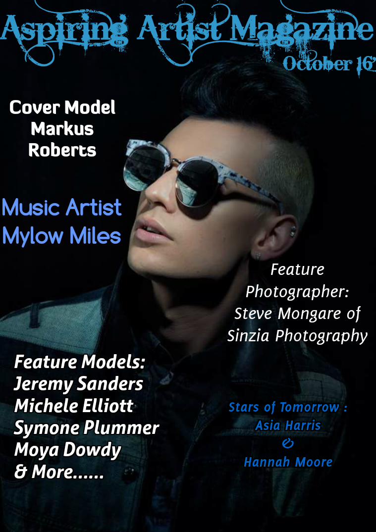 Aspiring Artist Magazine October 16