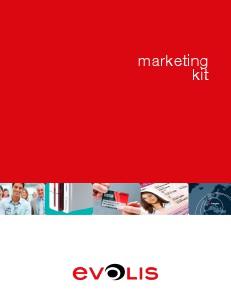 Evolis Digital Marketing Kit Winter 2014