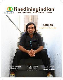 Fine Dining Indian Food Magazine