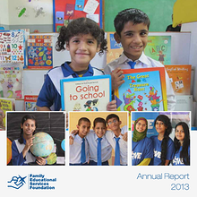 FESF Annual Report 2013
