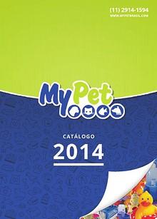 Catálogo My Pet Brasil - 2014