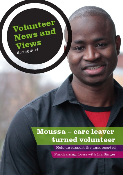 Volunteer News and Views Spring 2014