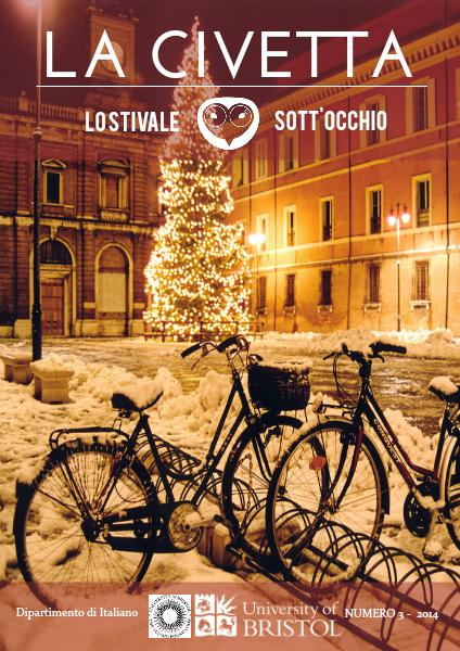 LA CIVETTA December 2014